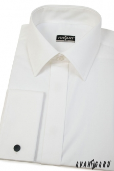 Košile na manžetové knoflíčky  e12b7e698c